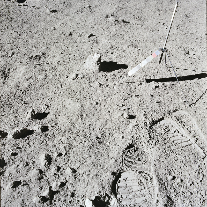 Apollo 15 lunar surface exploration, August 1971