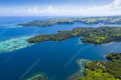 Fjords of Cape Nelson, Tufi, Papua New Guinea