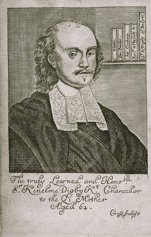 Kenelm Digby, English alchemist