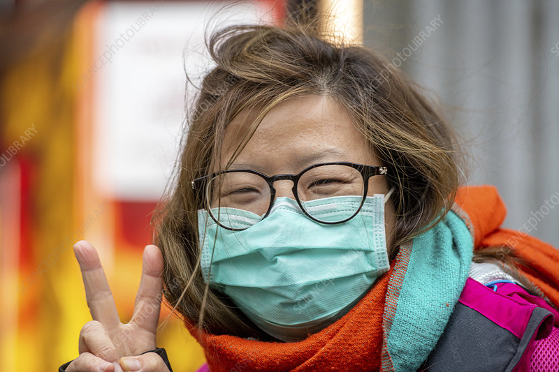 Infection control during Covid-19 outbreak in China, 2020