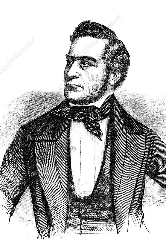 Wilhelm Heinrich Von Gagern, German politician