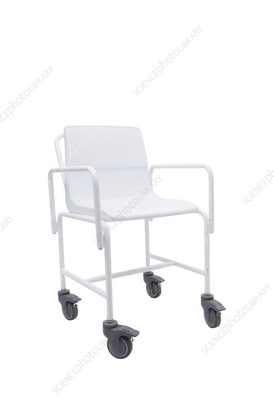 Hospital porter's chair, 1970s