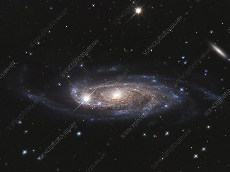Spiral galaxy, Hubble image