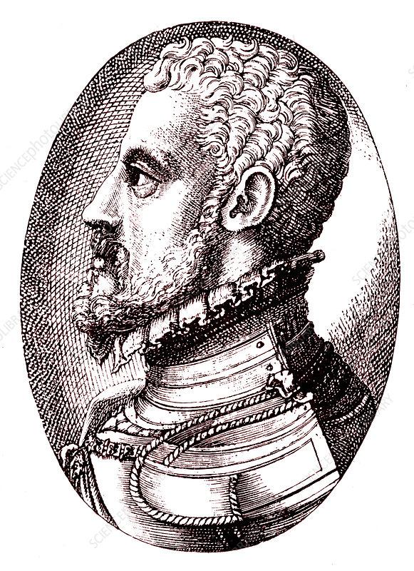 Fernando Francesco de Avalos, Italian commander