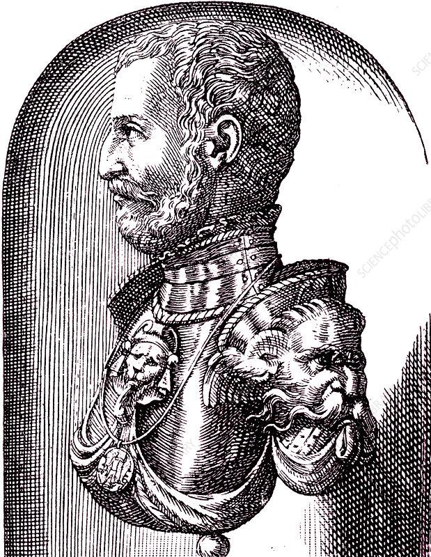 Ottavio Farnese, Duke of Parma and Piacenza