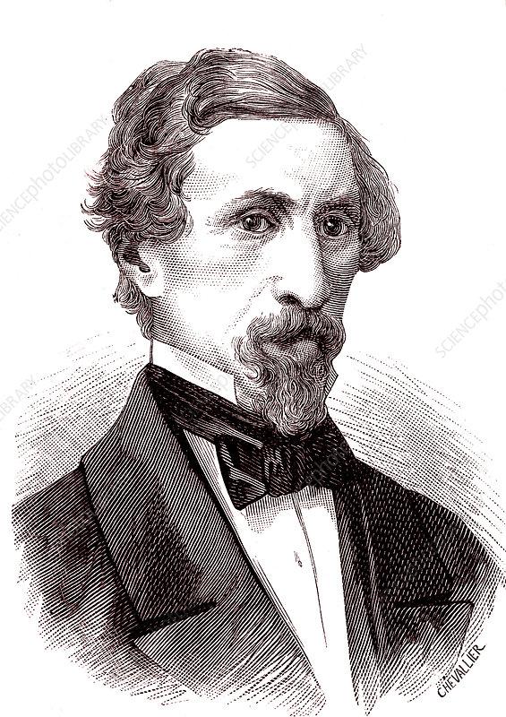 Louis Melsens, Belgian physicist