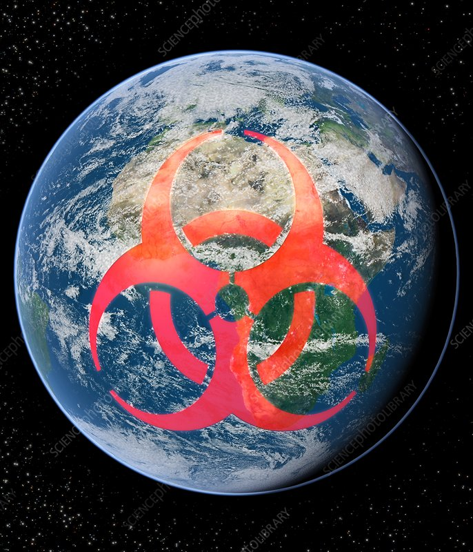 Biohazard Earth