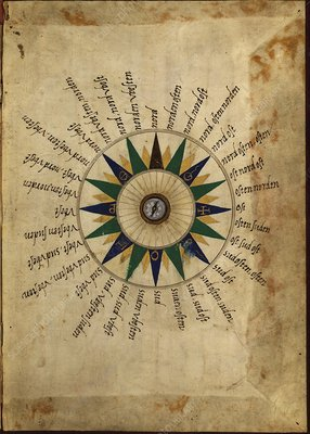Atlas compass, 16th century