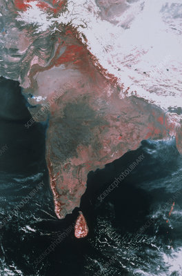 Tiros image of India