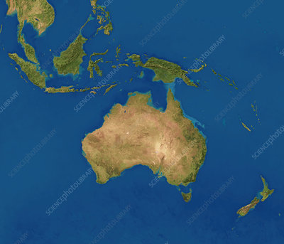 Australasia and the Malay Archipelago