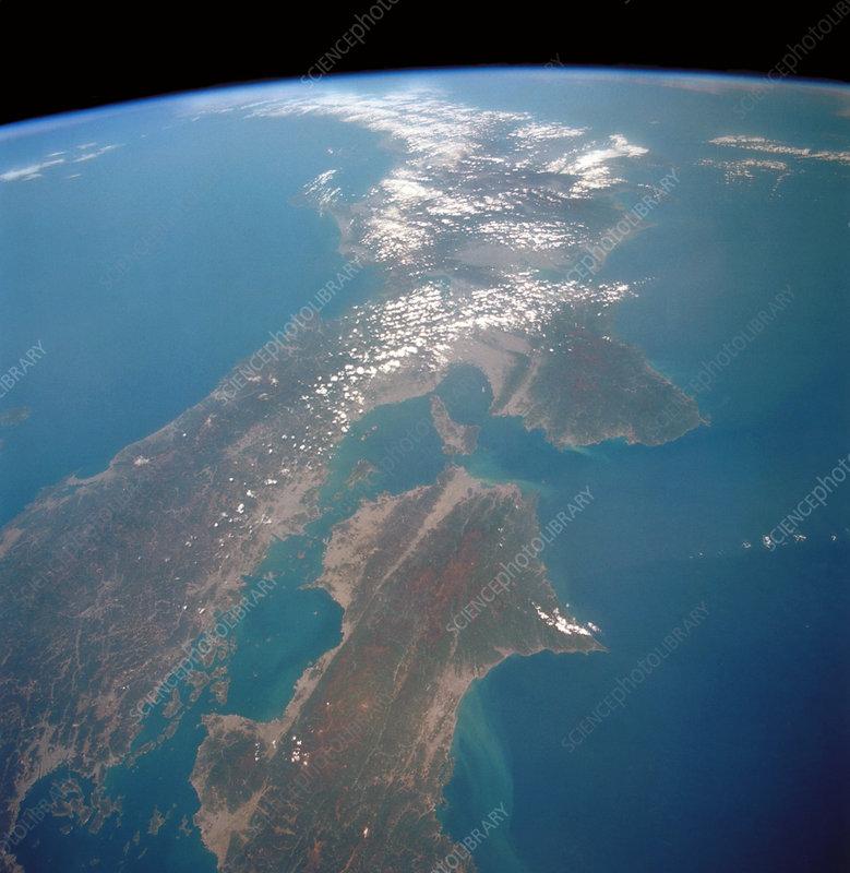 Southern Japan