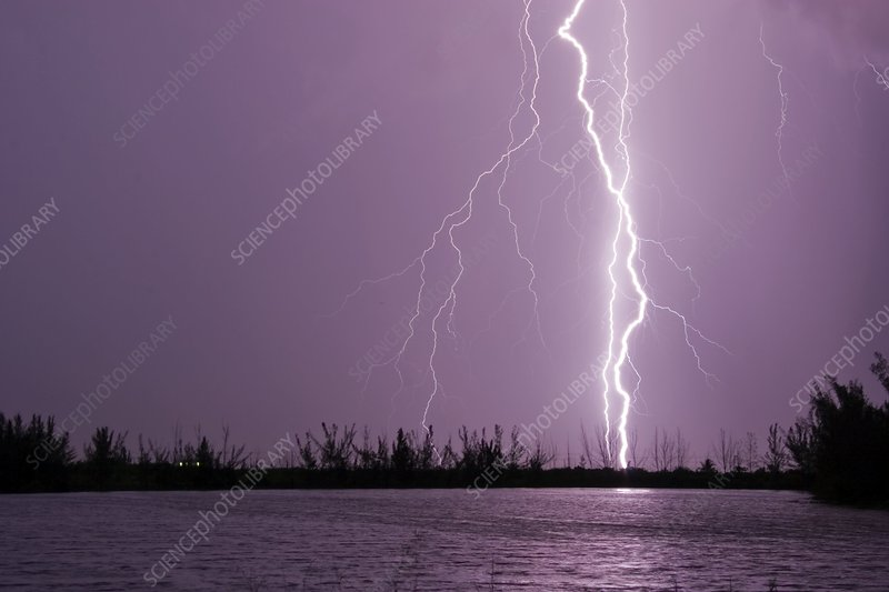 Lightning, Florida, USA