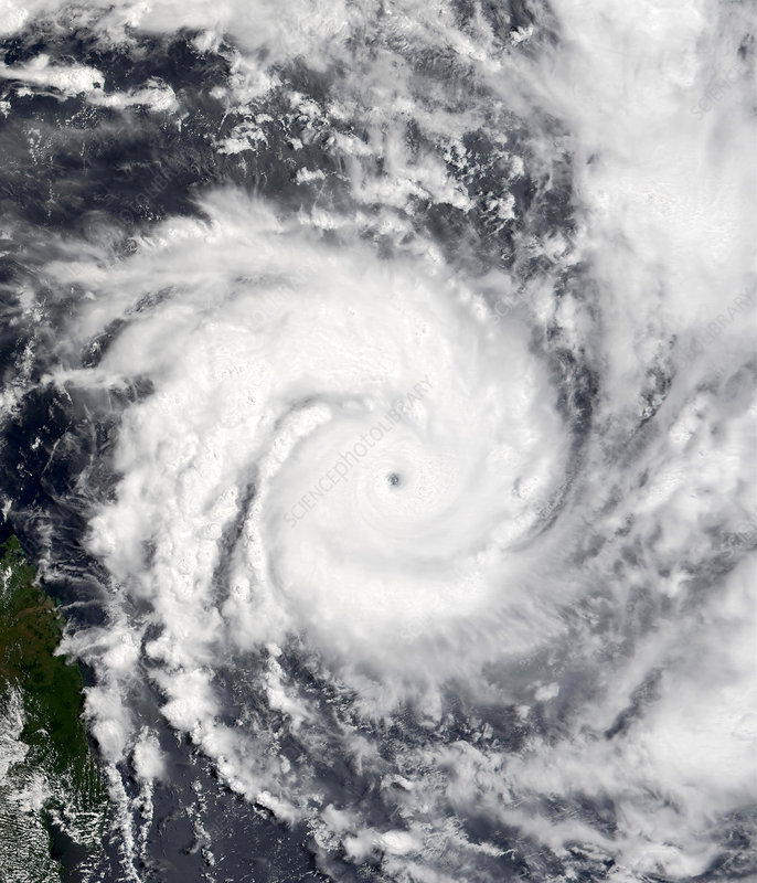 Tropical Cyclone Hary