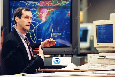 National Hurricane Center briefing