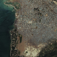 Gonaives, Haiti, after hurricane Jeanne