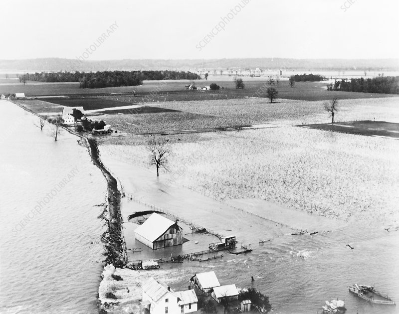 Great Mississippi Flood, 1927