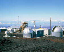 Mauna Loa atmospheric research station