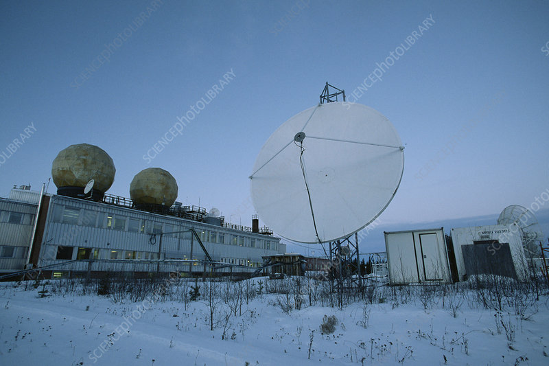 Esrange Research Station, Swedish Lapland