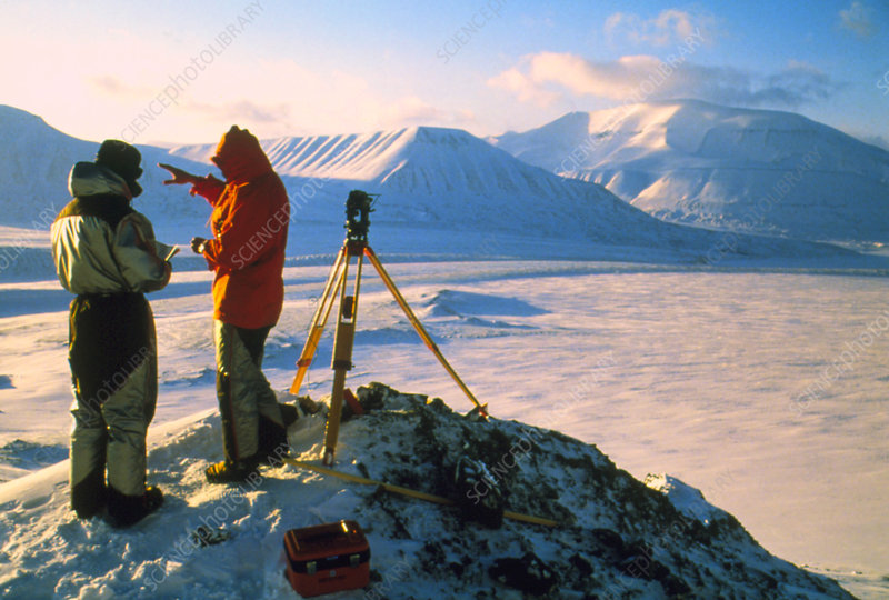 Arctic surveying