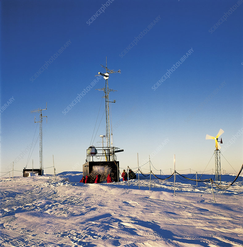 Georg Von Neumayer Station
