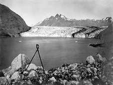 Carroll Glacier, Alaska, in 1906