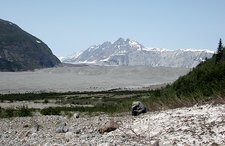 Carroll Glacier, Alaska, in 2004