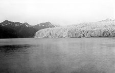 McCarty Glacier, Alaska, in 1909