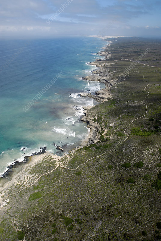 Western Cape, aerial photograph