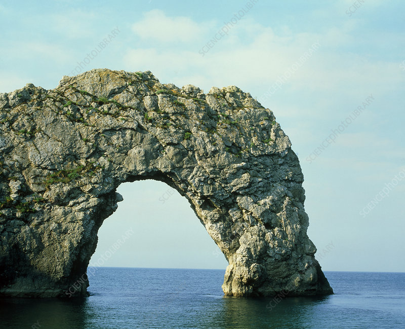 Durdle Door sea arch