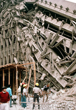 Earthquake of 19th September 85