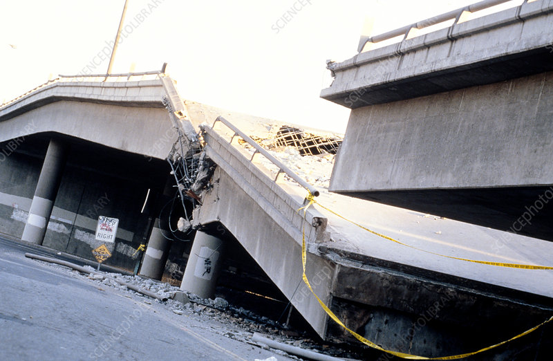 Los Angeles Earthquake, 1994
