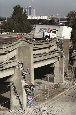 Loma Prieta earthquake, San Francisco