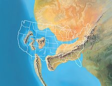 North America, Permian period