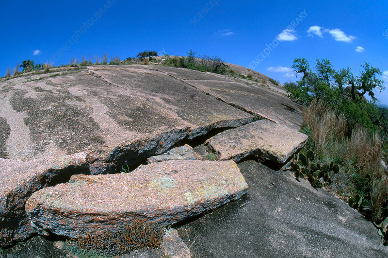 Enchanted Rock Exfoliating