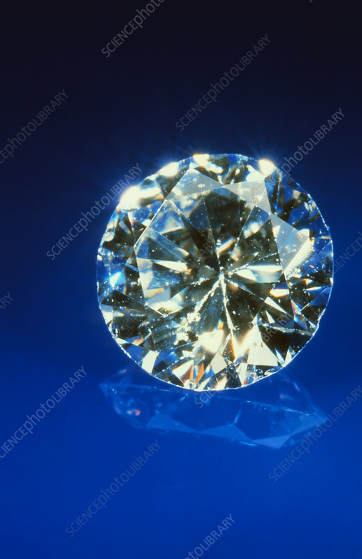 Cut diamond