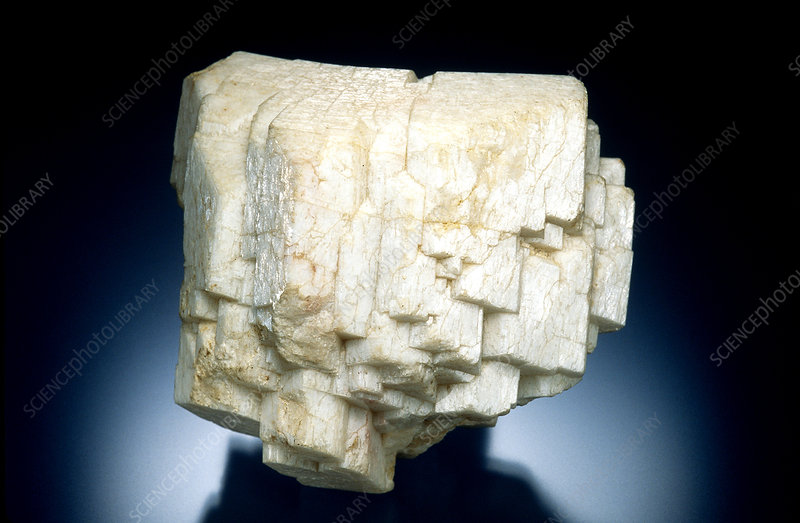 Microcline From Idaho