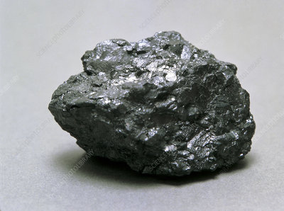 Sample of ilmenite