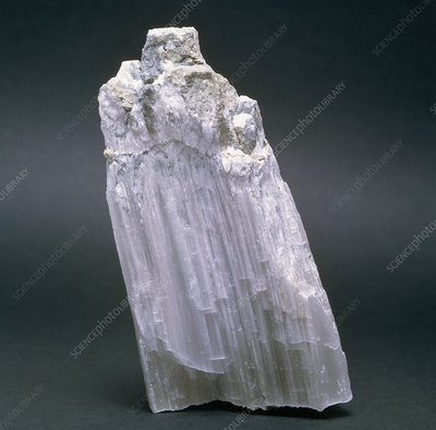 Sample of ulexite