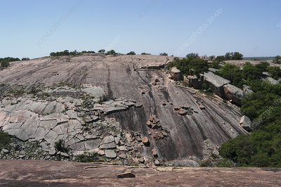 Little Rock, part of Enchanted Rock
