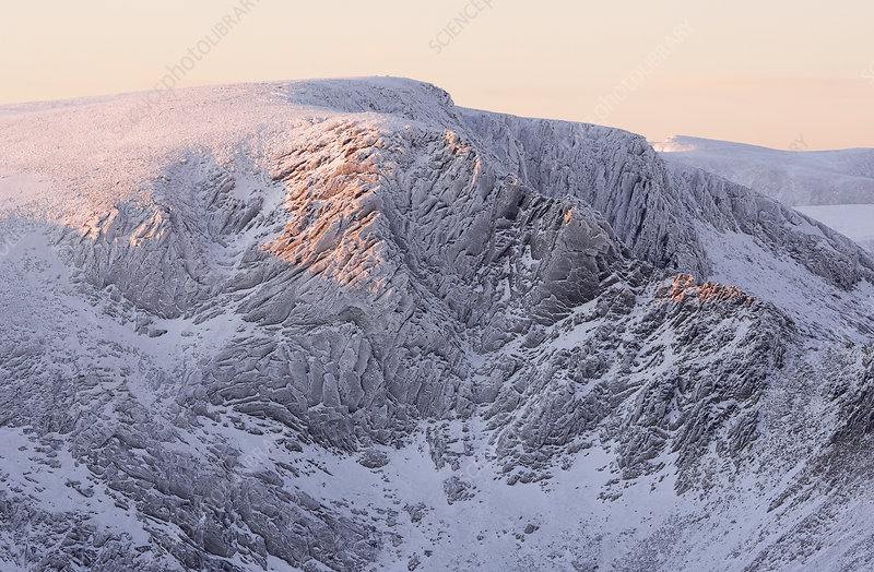 Northern Corries at dawn