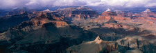 View of the Grand Canyon in Arizona, USA