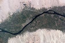 River Nile, Luxor, Egypt