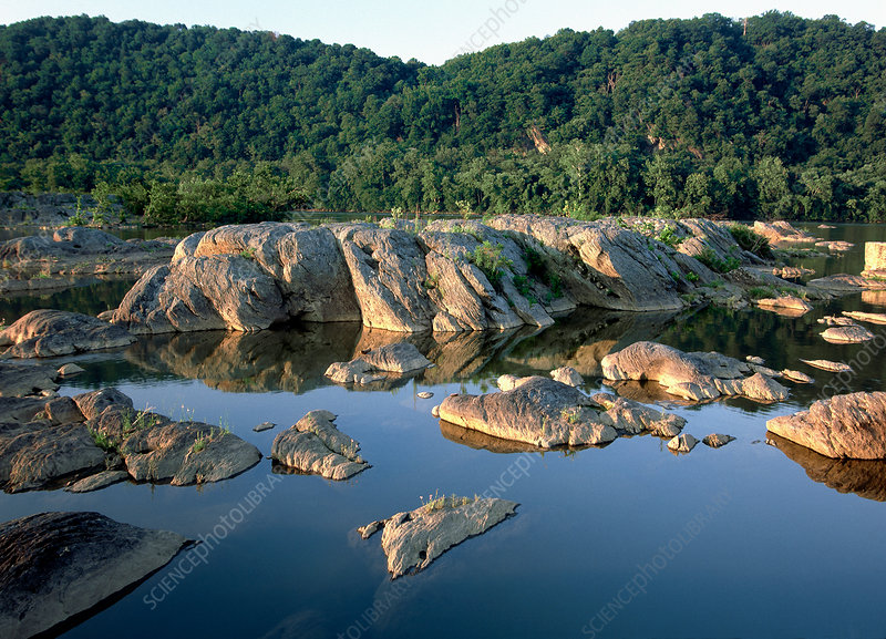River Hills Stock Image E540 0334 Science Photo Library