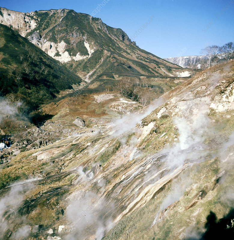 Geyser Valley, Kamchatka