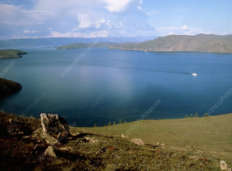 Strait of Olkhon, Lake Baikal