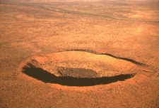 Wolf Creek Crater, Australia