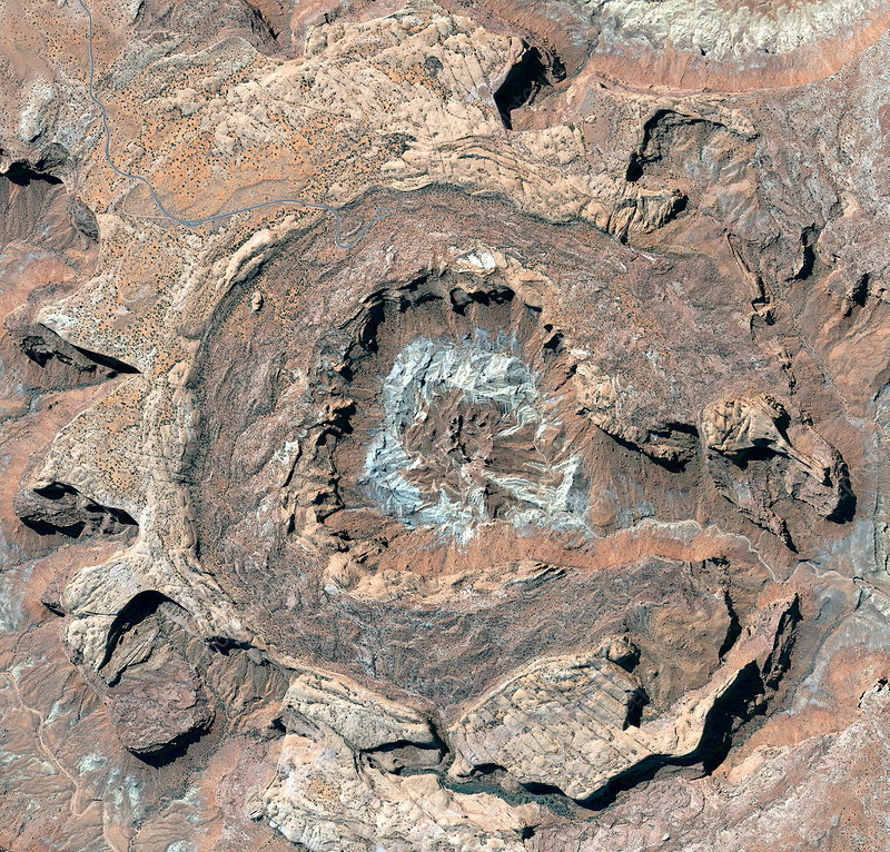 Upheaval Crater, USA