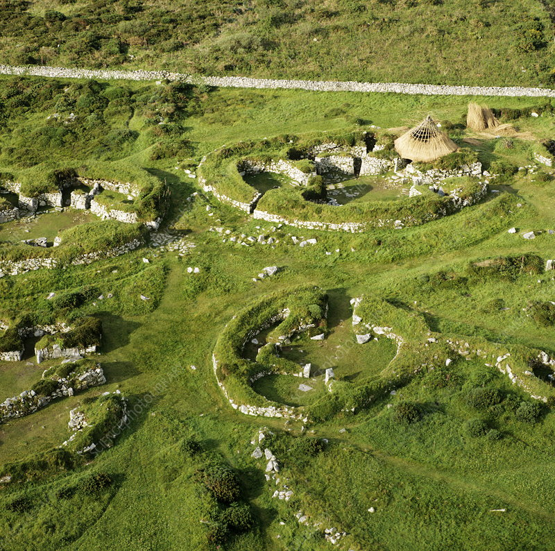 Chysauster, ancient settlement
