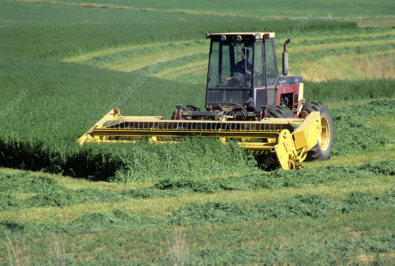 how to use crop harvester ic2