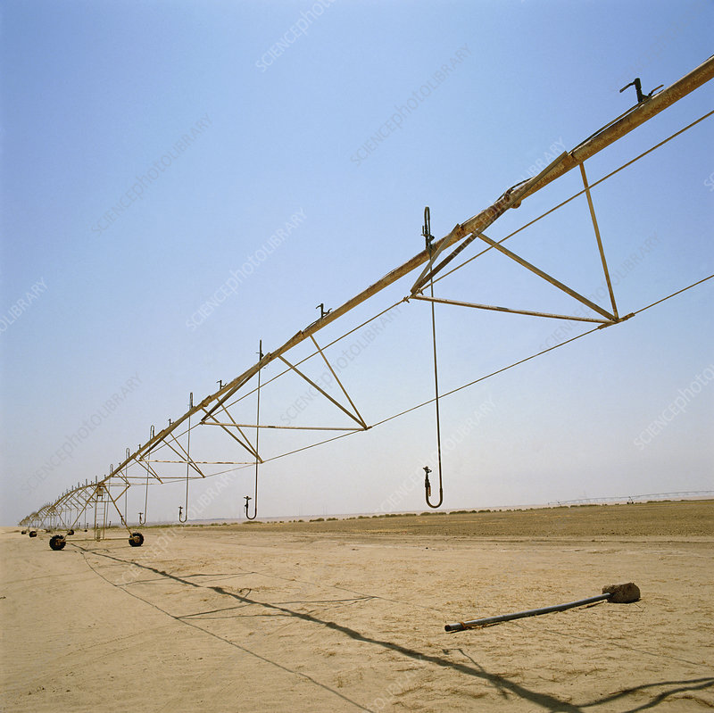 Irrigation in Kuwait